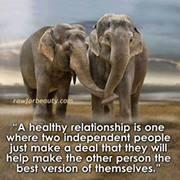 Relatietherapie en relatiecoaching - gezonde relatie